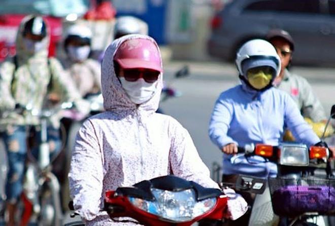 Băc bộ trong đó có Thủ đô Hà Nội nắng nóng đỉnh điểm lên tới 39 độ C