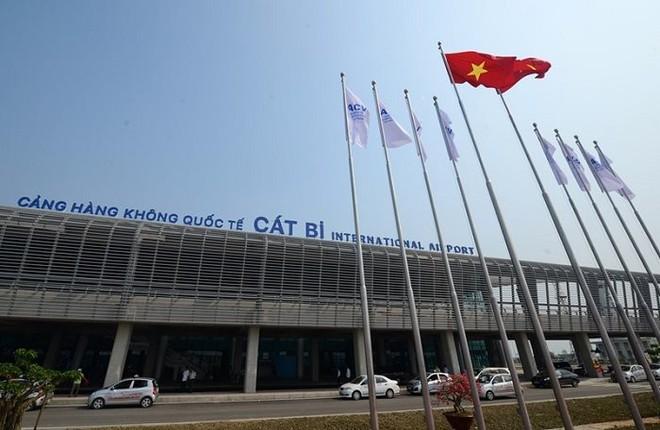 Tổng công ty Cảng Hàng không Việt Nam tính rót 1.600 tỷ đồng xây dựng nhà ga hành khách sân bay Cát Bi