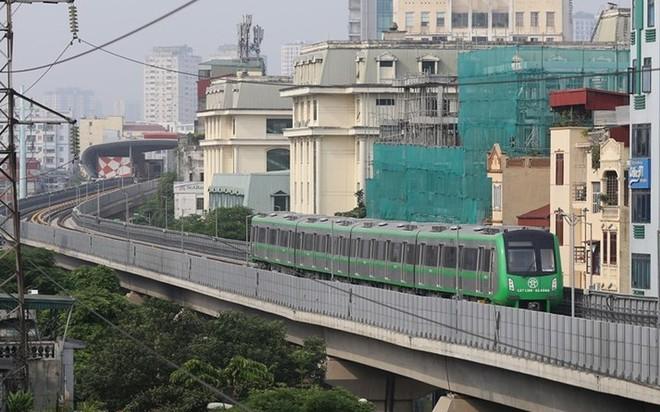 Giá vé tuyến đường sắt Cát Linh- Hà Đông được dự kiến sẽ cao hơn giá vé xe buýt