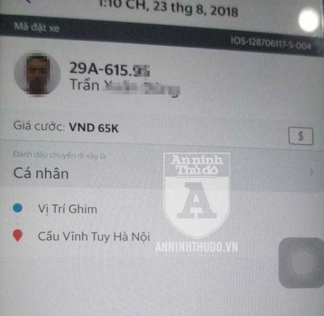 """Grab Việt Nam đã ngưng vĩnh viễn quyền sử dụng ứng dụng của lái xe bị """"tố"""" sàm sỡ với hành khách"""