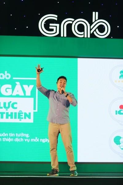 Ông Jerry Lim chia sẻ những cố gắng và thành tựu của Grab trong suốt 4 năm qua