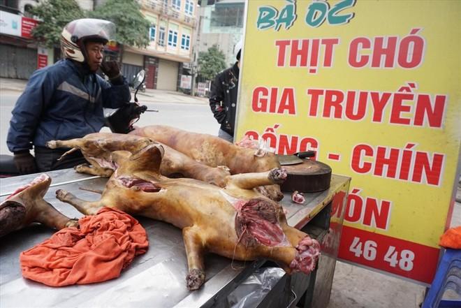 Năm 2021 nội thành Hà Nội sẽ không kinh doanh thịt chó, mèo