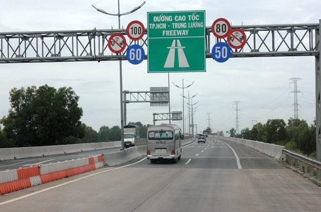 Bộ GTVT muốn thu hồi quyền thu phí đối với cao tốc TP.HCM-Trung Lương