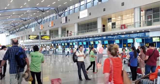 Một nam hành khách vừa bị cấm bay do phát ngôn có bom trong hành lý