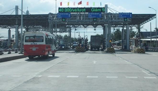 Bộ GTVT sẽ làm việc với UBND tỉnh Tiền Giang xem xét cho thu phí trở lại đối với trạm BOT Cai Lậy