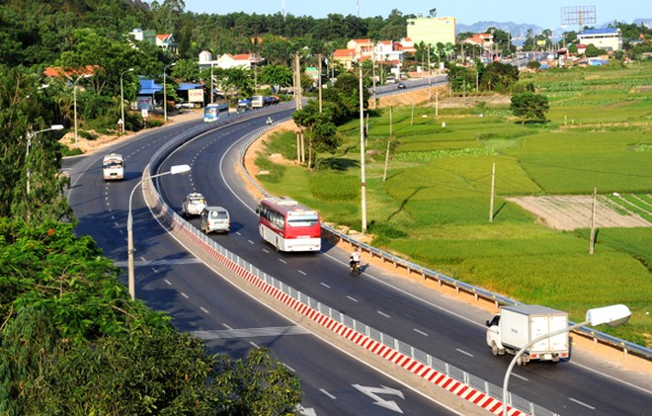 Trạm BOT dự án nâng cấp QL18 đoạn Bắc Ninh - Uông Bí sẽ thu phí từ ngày 24-12