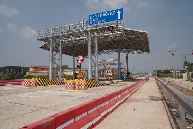 Nhà đầu tư sẽ chính thức thu phí qua cầu Việt Trì- Ba Vì từ ngày 4/1 tới đây
