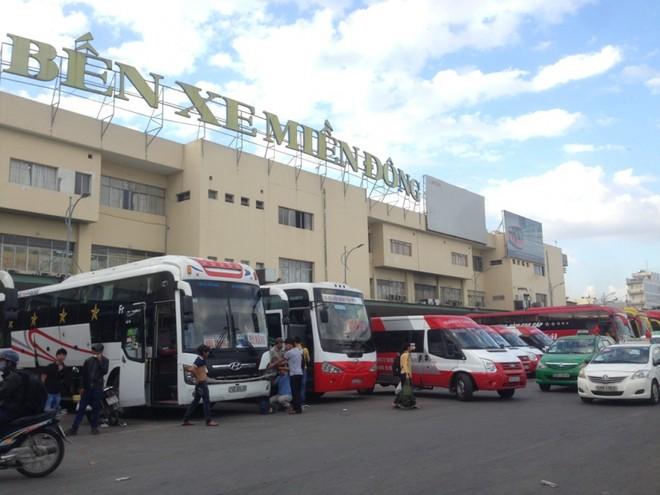Nhiều nhà xe tại bến xe Miền Đông tăng phụ thu lên tới 160% dịp Tết Nguyên đán 2019