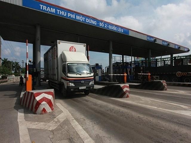 """Tổng cục Đường bộ Việt Nam vừa bất ngờ đề xuất """"xả"""" toàn bộ trạm BOT trên cả nước dịp Tết Nguyên đán"""