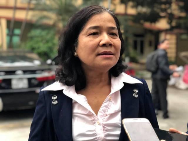 Chuyên gia về nước mắm Nguyễn Thị Dung