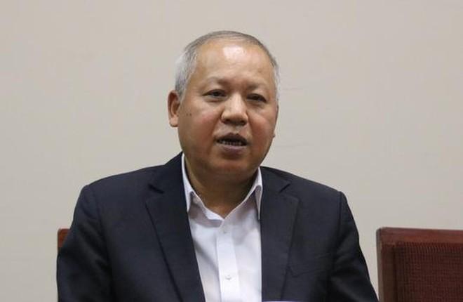 Ông Võ Huy Cường, Phó cục trưởng Cục Hàng không Việt Nam