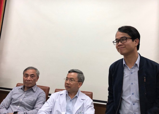 Bác sỹ Nguyễn Hồng Phong gửi lời xin lỗi đến nhân dân, đồng nghiệp vì phát ngôn của mình tại chùa Ba Vàng