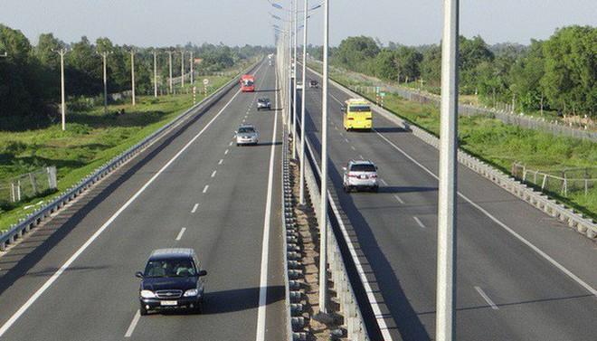 Cao tốc Bắc-Nam nhánh phía Đông đi qua địa bàn 13 tỉnh, thành phố