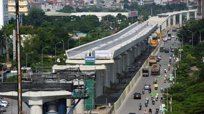 Đường sắt Nhổn-Gà Nội chuẩn bị thi công các ga ngầm trên tuyến