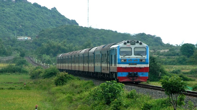 Đường sắt Việt Nam đoạn Hà Nội-Vinh sắp được nâng cấp
