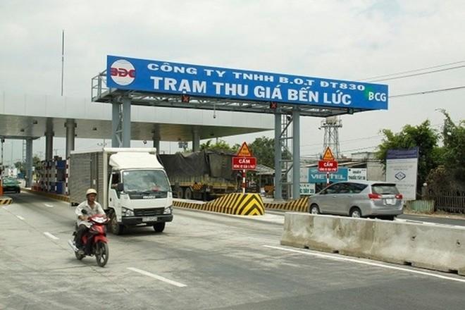 Trước đó, Bộ GTVT đổi tên trạm thu giá đã bị dư luận phản đối