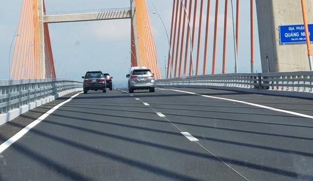 Dự án cầu Bạch Đằng bị kiến nghị giảm thu phí hoàn vốn hơn 2 năm