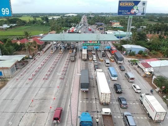 Bộ GTVT kiến nghị Chính phủ sớm thu phí trở lại trạm BOT Cai Lậy, Tiền Giang