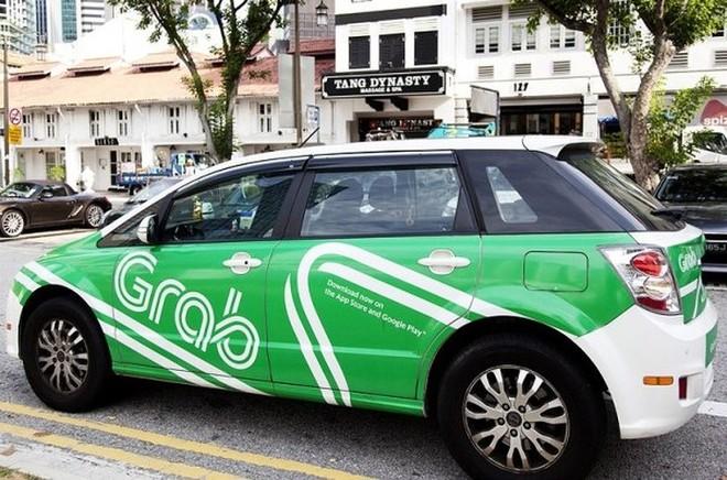 """""""Taxi công nghệ"""" đã nộp 437 tỷ đồng tiền thuế trong 4 tháng đầu năm 2019"""