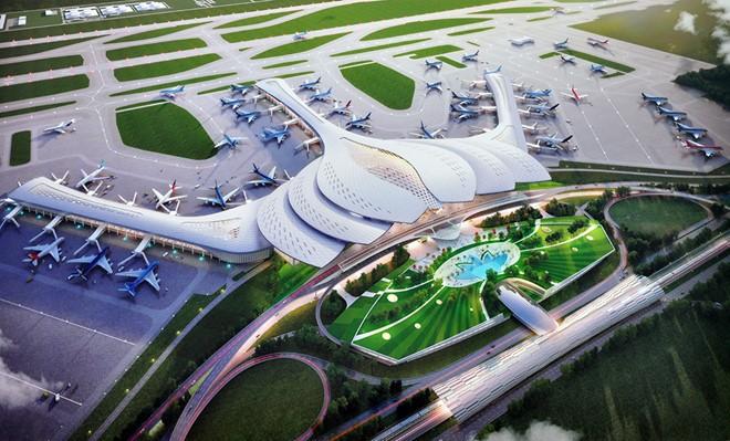 Sân bay Long Thành dự kiến áp dụng công nghệ hiện đại hơn cả phi trường Changi-Singapore