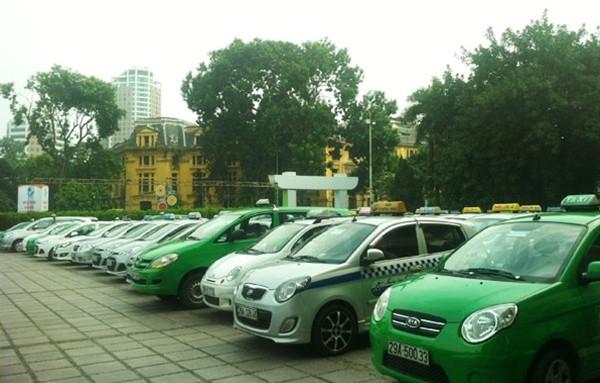 Quy chế quản lý hoạt động taxi trên địa bàn Hà Nội sẽ được ban hành vào cuối năm nay 2019