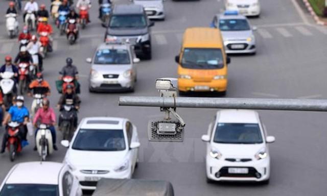 Hà Nội yêu cầu các quận, huyện lắp đặt camera giao thông phải có nhiều tính năng tích hợp