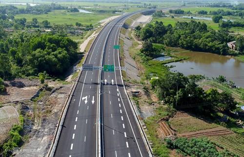 Cao tốc Bắc- Nam nhánh Đông sẽ tổ chức đấu thầu lại, chỉ phạm vi trong nước