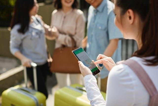 Đặt xe qua ứng dụng Grab, khách đến muộn quá 5 phút hoặc không xuất hiện sẽ bị trừ từ 3.000-10.000 đồng