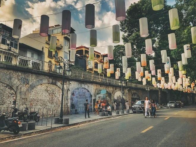 Hà Nội cấm đường phố Phùng Hưng từ nay đến hết ngày 11/10