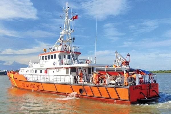 Việt Nam đang nghiên cứu đóng tàu tìm kiếm cứu nạn SAR có thể hoạt động liên tục 15 ngày trên biển