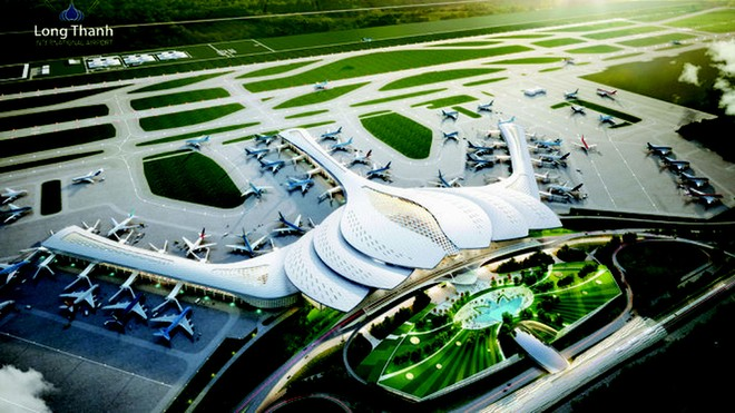 Hệ thống giao thông kết nối tới sân bay quốc tế Long Thành đã được Bộ GTVT xây dựng chi tiết