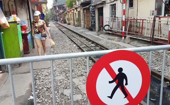 Hà Nội đã triệt để giải tỏa các tụ điểm cà phê đường sắt