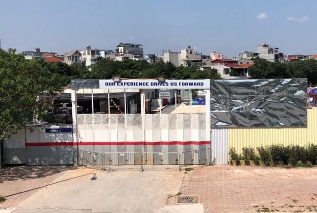 Dự án bệnh viện An Sinh ở Phú Đô, Nam Từ Liêm vẫn bị đình chỉ thi công