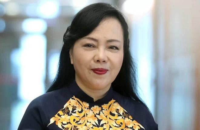 Bà Nguyễn Thị Kim Tiến làm Trưởng Ban bảo vệ sức khỏe Trung ương