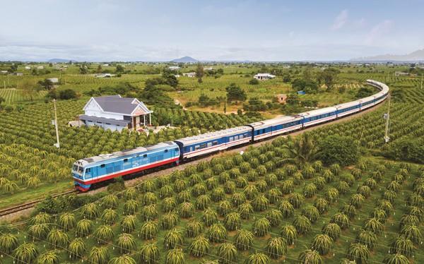 Hạ tầng đường sắt của Việt Nam hiện đã lạc hậu và không khai thác hết được công suất