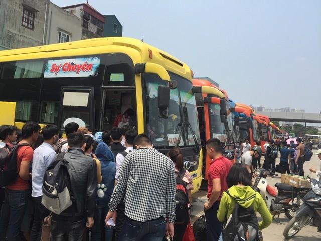 Sở GTVT Hà Nội yêu cầu siết chặt kiểm tra vé tàu xe dịp Tết Nguyên đán 2020