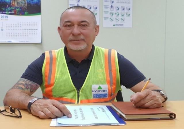 Ông Paul Evans- Giám đốc an toàn Liên danh Hyundai E & C - Ghella