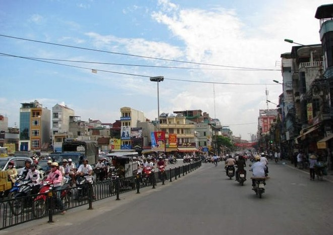 Sở GTVT sẽ tiến hành duy tu, cải tạo lại tuyến phố Nguyễn Lương Bằng