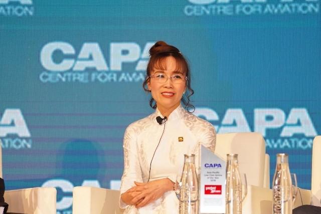 Bà chủ Vietjet air tiếp tục nằm trong top 100 phụ nữ quyền lực thế giới