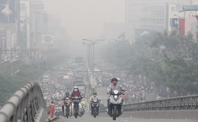 Chất lượng không khí tại Hà Nội những ngay qua ở mức rất xấu, người dân nên hạn chế ra ngoài
