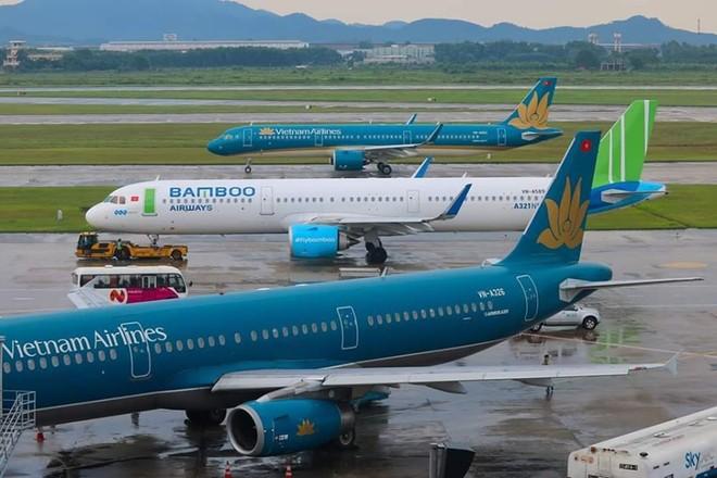 Ngành hàng không chuyển hướng bay đêm để tăng tần suất phục vụ Tết, tránh tắc nghẽn tại Nội Bài và Tân Sơn Nhất
