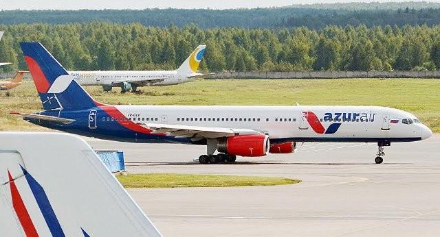 Hãng hàng không Azur Air của Nga