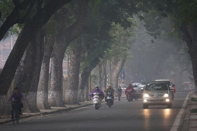 Hôm nay 27 tháng Chạp Tết, Hà Nội tiếp tục rét kèm theo mưa phùn ẩm ướt