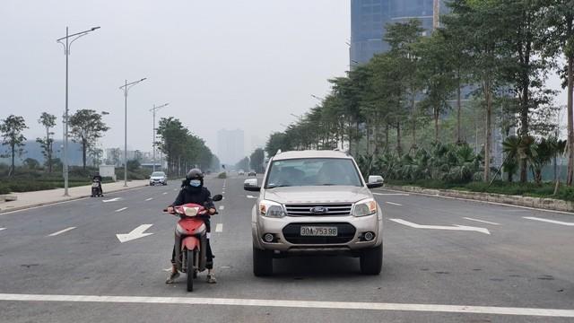 Đường bao quanh khu tưởng niệm danh nhân Chu Văn An đã chính thức thông xe
