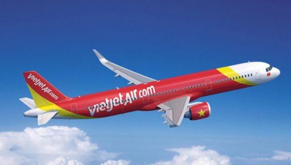Vietjet tạm dừng tất cả các chuyến bay đến/đi Trung Quốc kể từ ngày 1/2