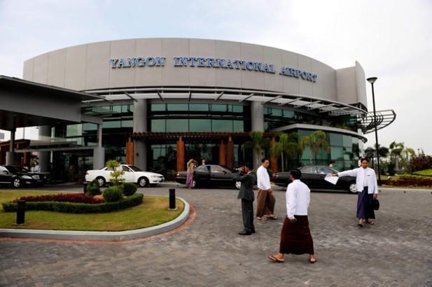 Sân bay quốc tế Yangon, Myanmar
