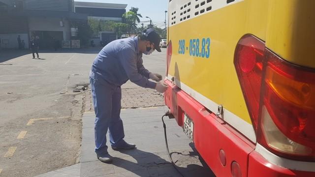 Kiểm soát khí thải phương tiện cơ giới nhằm giảm thiểu ô nhiễm môi trường