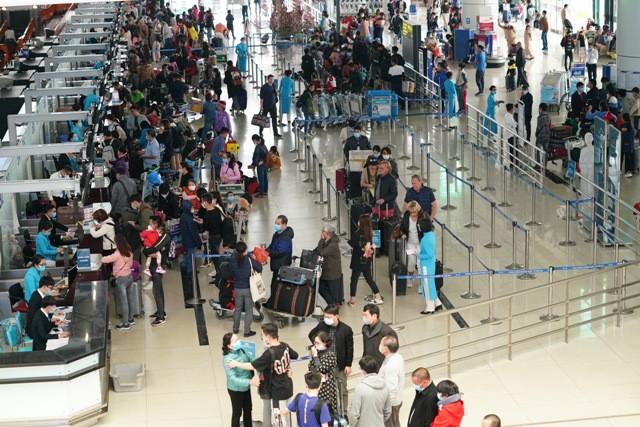 Ngành hàng không dự báo dịch Covid có thể gây thiệt hại 25.000 tỷ đồng trong năm 2020