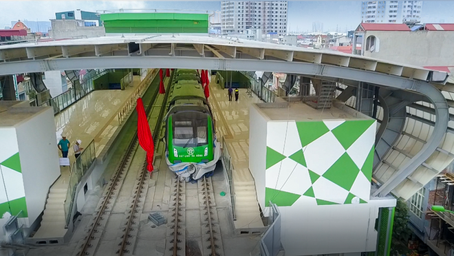 Đến nay, dự án đường sắt Cát Linh- Hà Đông vẫn đình trệ vì các chuyên gia Trung Quốc chưa thể trở lại Việt Nam do dịch Covid-19
