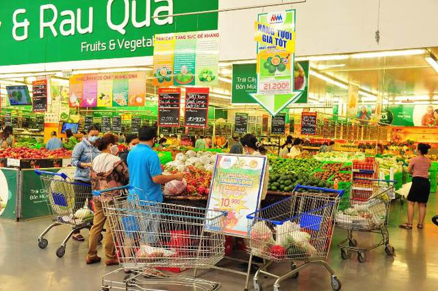 Các siêu thị trên địa bàn Hà Nội đều khẳng định hàng hóa dồi dào, không lo thiếu